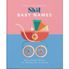 The Little Book of Shit Baby Names: And Other Pearls of Parenting Wisdom