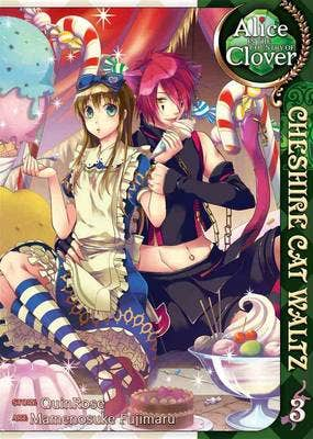 Alice in the Country of Clover: Vol. 3: Cheshire Cat Waltz