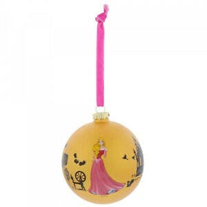 Once Upon a Dream Glass Bauble
