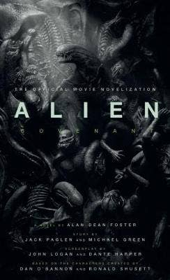Alien: Covenant - The Official Movie Novelization