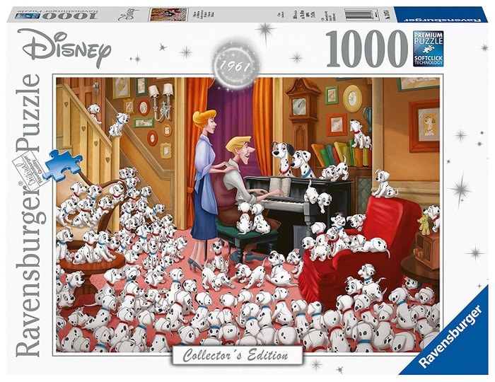 One Hundred and One Dalmatians Puzzle (1000)