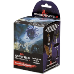 Monster Menagerie II Booster Pack
