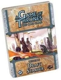 Westeros Draft Starter