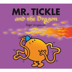 Mr. Tickle and the Dragon (Mr. Men & Little Miss Magic)
