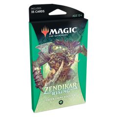 Zendikar Rising Green Theme Booster