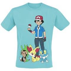 Ash Ketchum T-Shirt (S)