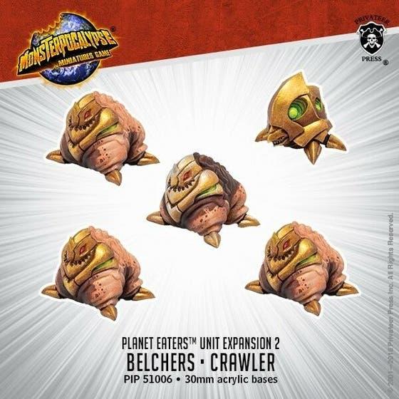 Belchers & Crawlers