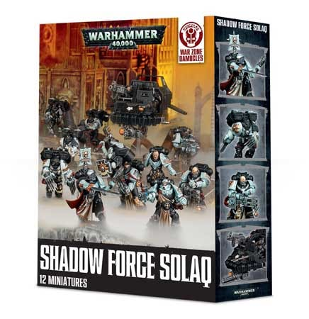 Shadow Force Solaq