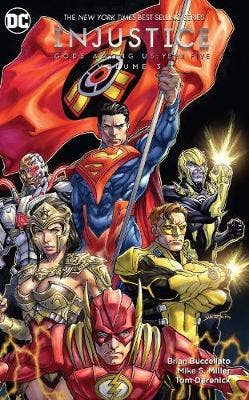 Injustice Gods Among Us Year Five Vol. 3
