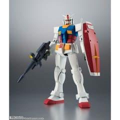RX-78-2 Gundam Version Robot Damashii Action Figure