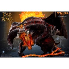 Lord of the Rings Balrog Defo Real Soft Vinyl Statue
