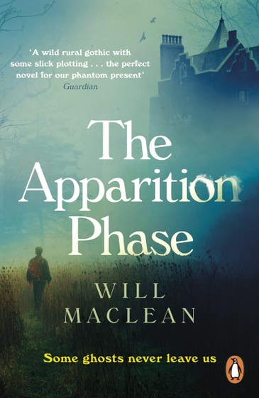 The Apparition Phase: Shortlisted for the 2021 McKitterick Prize