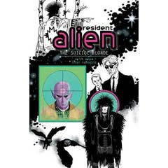 Resident Alien Vol.2 The Suicide Blonde
