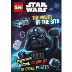 Power of the Sith: Activity Book with Stickers