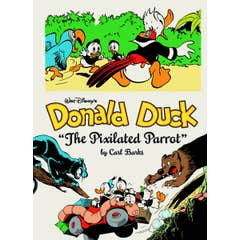 """Walt Disney's Donald Duck """"the Pixilated Parrot"""": The Complete Carl Barks Disney Library Vol. 9"""