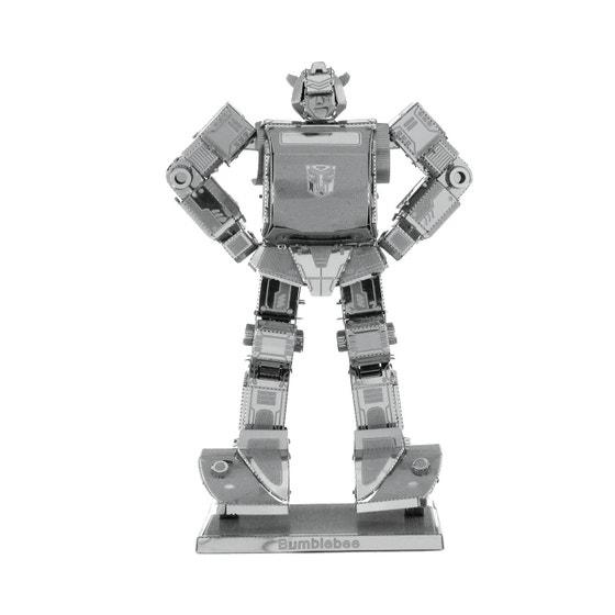 Transformers Bumblebee 3D Metal Model Kit