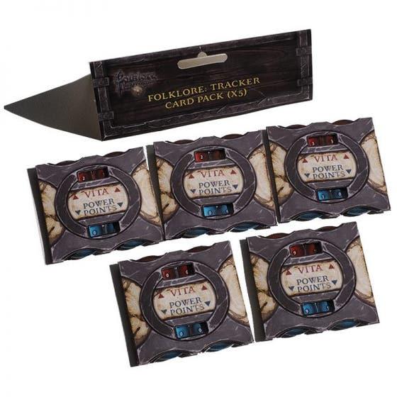 Tracker Card Pack