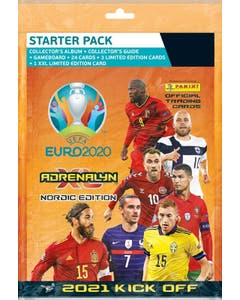 EURO 2021 Kick off Starter Pack