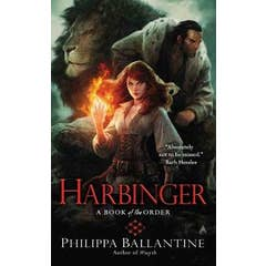 Harbinger: A Book of the Order