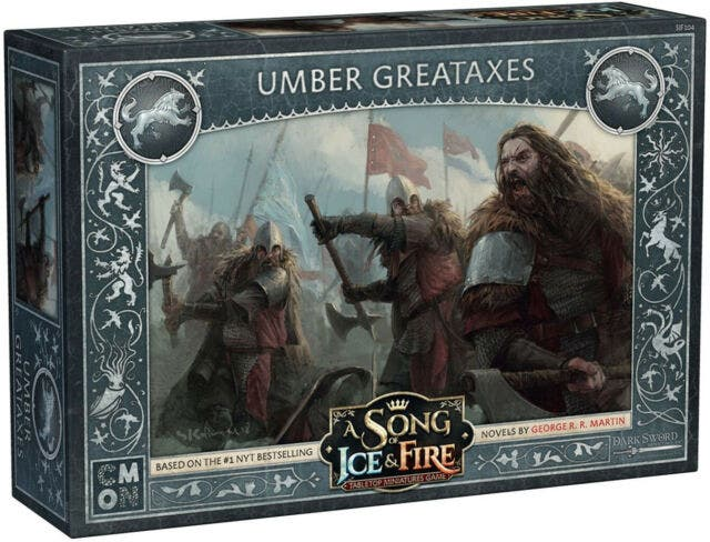 Umber Greataxes Expansion