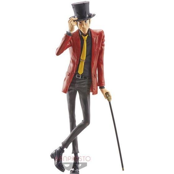 Lupin the Third Master Stars Piece Figure 25 cm