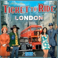 Ticket To Ride London Nordic