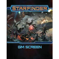 Starfinder Roleplaying Game: Starfinder GM Screen
