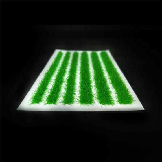 Weijing Static Grass Light Green