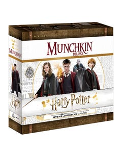 Harry Potter Deluxe Edition Munchkin Card Game