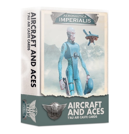 Aircraft And Aces: Tau Air Caste Cards