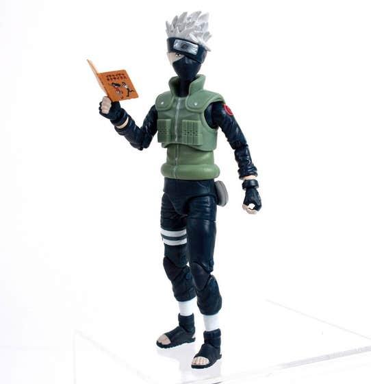 Bst Axn Naruto Kakashi Hatake 5in Af