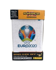 EURO 2021 Kick off Mega Tin Box