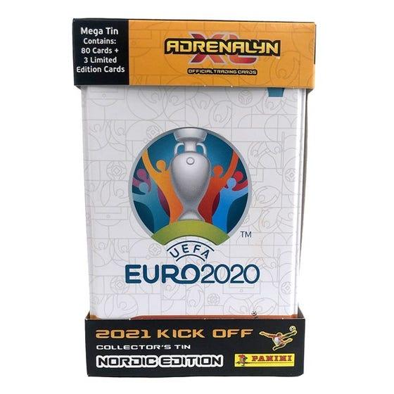 EURO 2021 Kick off Mega Tin Box