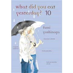 What Did You Eat Yesterday ? Volume 10