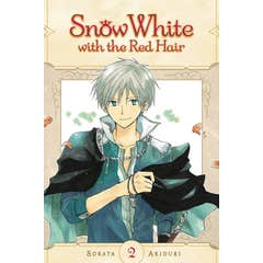 Snow White with the Red Hair, Vol. 2