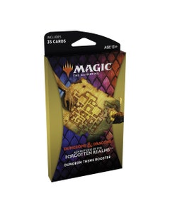 Adventures in the Forgotten Realms Dungeon Theme Booster Pack