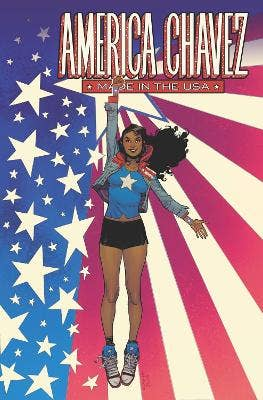 America Chavez: Made In The USA