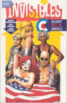 The Invisibles: Bloody Hell In America Vol 04