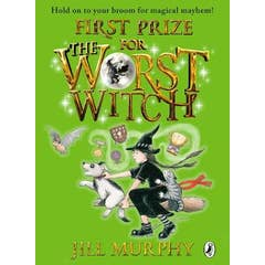 First Prize for the Worst Witch