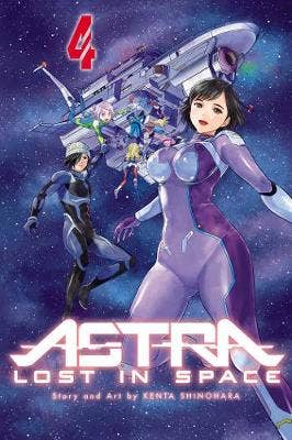 Astra Lost in Space, Vol. 4