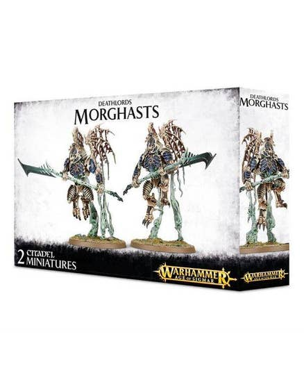 Morghasts - 2018