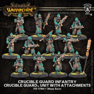 Crucible Guard Infantry with Attachments