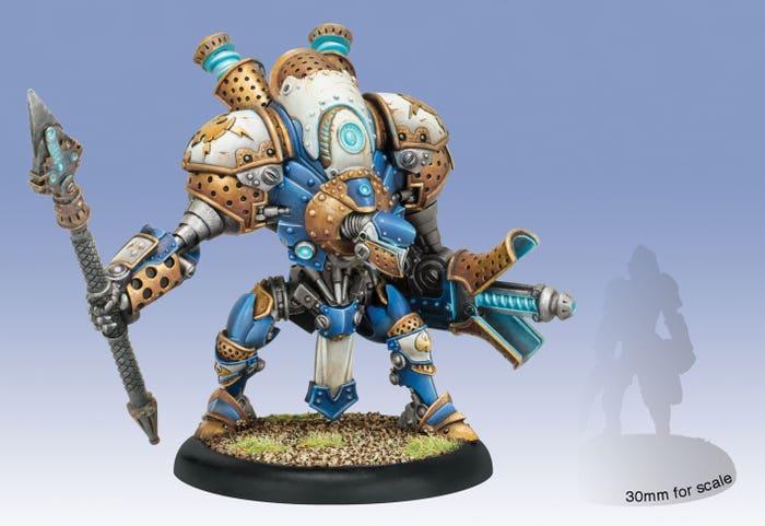 Dynamo Character Heavy Warjack