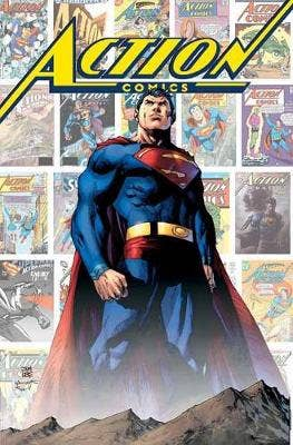 Action Comics: 80 Years of Superman: Deluxe Edition