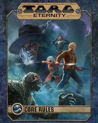 Torg Eternity Core Rules