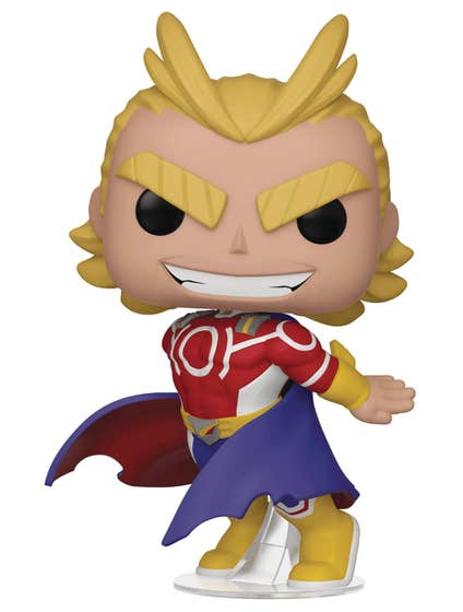 Pop Animation My Hero Academia All Might Golden Age Vin Fig