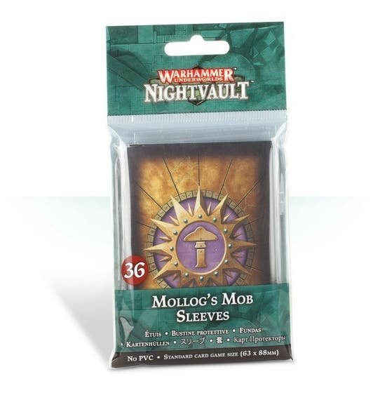 Mollog's Mob Card Sleeves