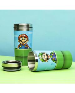 Warp Pipe Travel Mug