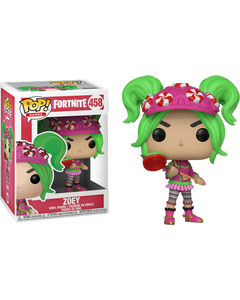 Zoey POP! Games Vinyl Figure