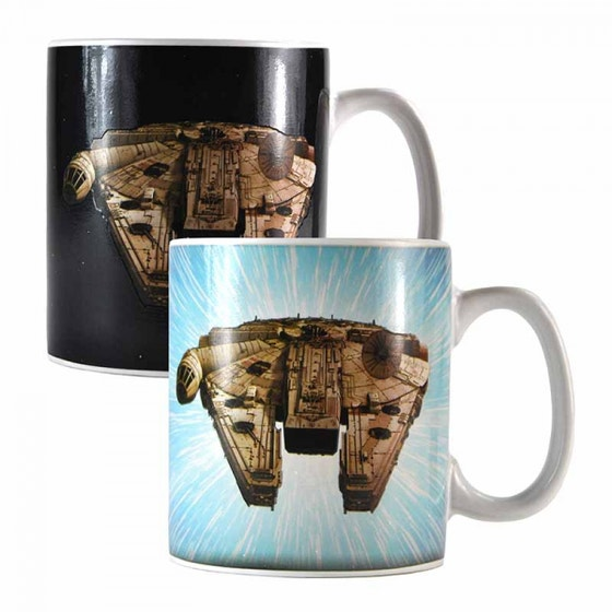 Millennium Falcon Heat Change Mug